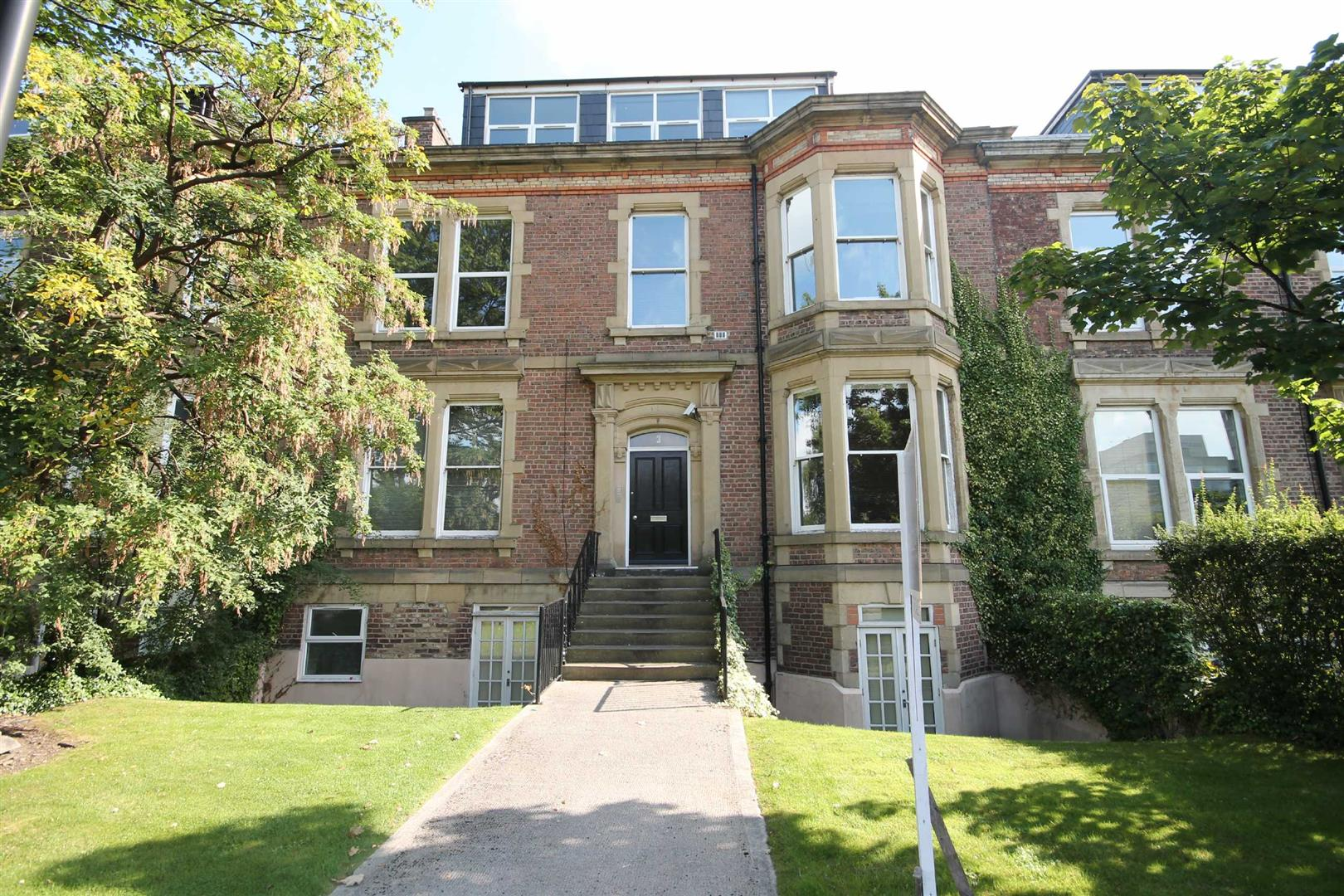 Osborne Terrace Newcastle Upon Tyne, 5 Bedrooms  Apartment ,For Sale